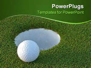 golf powerpoint templates so note slight blurriness best at smaller sizes