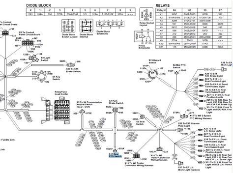 deere 318 pto switch wiring diagram free