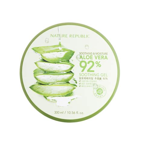 Nature Republic Soothing Moisture nature republic soothing moisture aloe vera