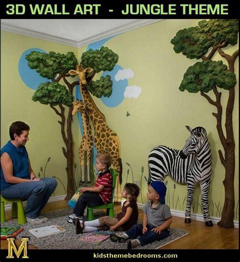 fun jungle safari bedroom decor forest jungle bedroom 25 best ideas about jungle theme bedrooms on pinterest