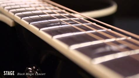 Gitar Akustik Original Magic 1 breedlove acoustic guitars stage black magic concert