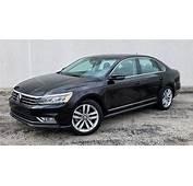 Test Drive 2016 Volkswagen Passat SEL  The Daily