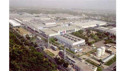 Maruti Suzuki Gurgaon Plant Maruti Suzuki India Manesar Plant Wins 2007 Nikkei