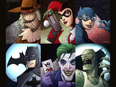 batman daily drawings wallpaper  discount  remaining villains set   httpwww