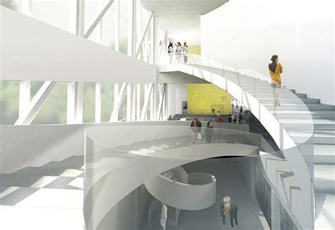 pavillon lassonde bold new museum addition rs up for opening