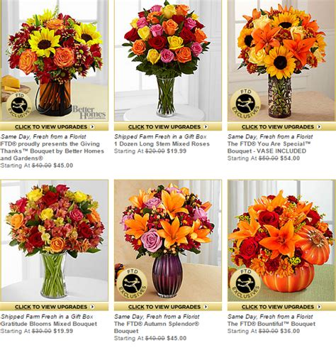 Flower Promo ftd coupons 50 coupon promo code october 2017 autos post
