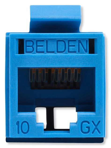 Connector Belden Rj45 Utp belden rvamjkubl b24 revconnect 10gx t568 a b utp rj45