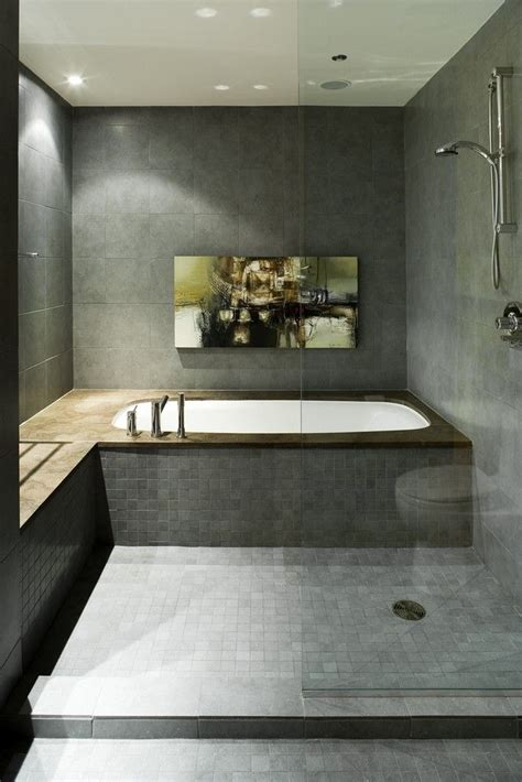 how to turn a bathroom into a wet room with shower in current location and tub extended into
