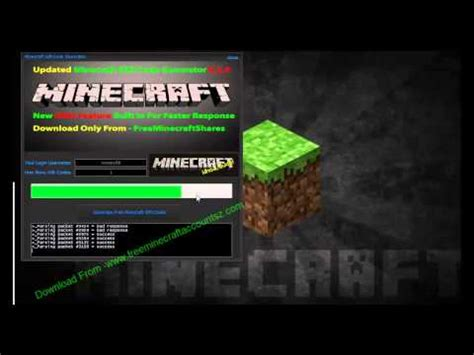 Minecraft Account Giveaway 2014 - free minecraft account giveaway june 2014 closed youtube