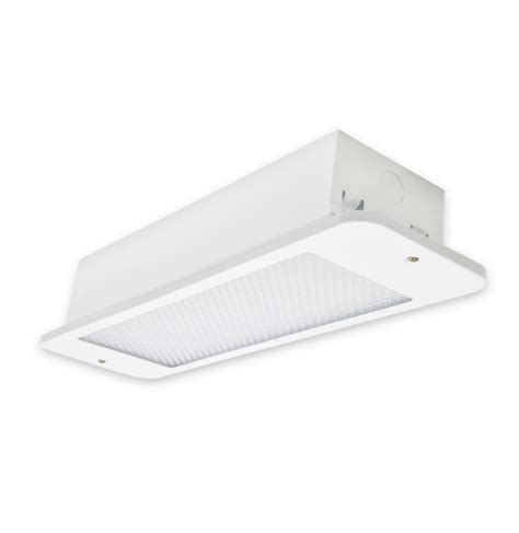 recessed mount addressable emergency light - Addressable Emergency Lighting