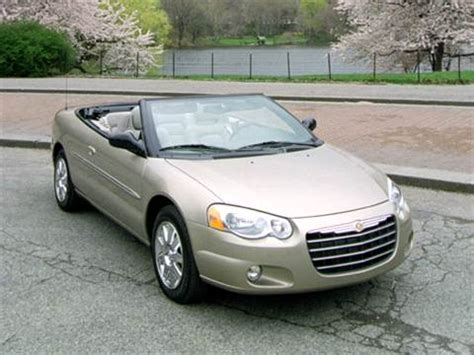 kelley blue book classic cars 2009 chrysler sebring lane departure warning 2005 chrysler sebring pricing ratings reviews kelley blue book