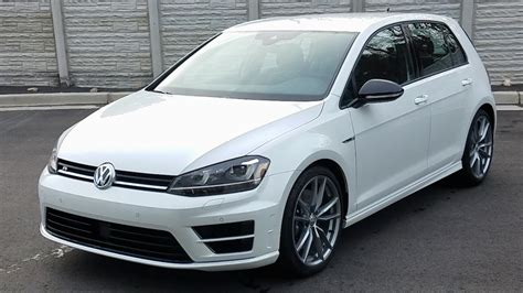 2017 golf r review 2017 volkswagen golf r review