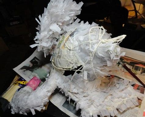 Make Your Own Paper Mache - 17 best ideas about paper mache pinata on