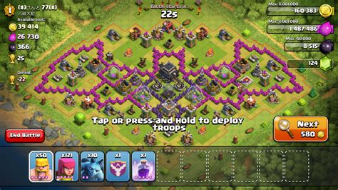 coc layout superman clash of clans town hall 9 batman base design town hall 7