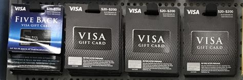 Visa Five Back Gift Card - extreme stacking the lowe s amex offer 20 off amazon delta disney stubhub and