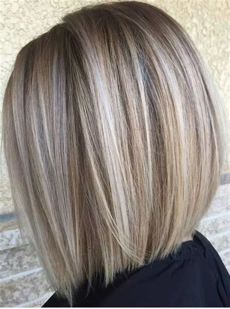 hairstyles and colors for long length hair 37 best short to medium blonde haircuts for 2017 2018