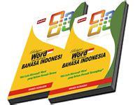 Buku Mahir Dalam 7 Hari Microsoft Excel 2010 belajar microsoft word paket antarmuka bahasa indonesia