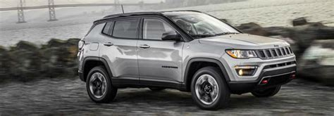 jeep passenger 2018 jeep compass passenger and cargo space