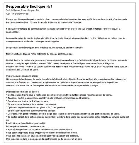 Lettre De Motivation Responsable De Zone Export Exemple Lettre De Motivation Responsable Magasin Lettre De Motivation 2017