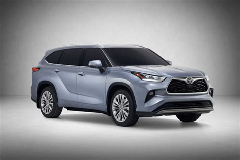 toyota upcoming suv 2020 toyota introduces their 2020 highlander suv geekspin