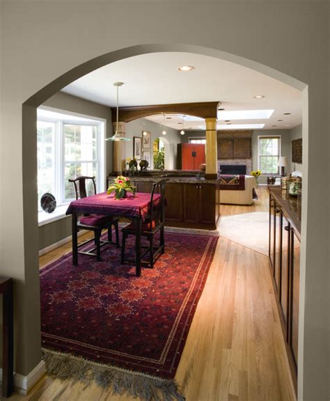Dining Room Renovation Ideas by Kitchen Family Room And Dining Room Renovation