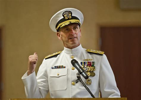 Cno Description by File Chief Of U S Naval Operations Adm Jonathan Greenert Speaks During The Retirement And