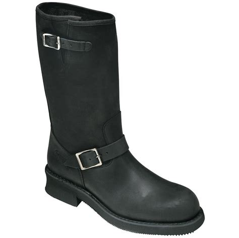 long motorcycle boots click to zoom