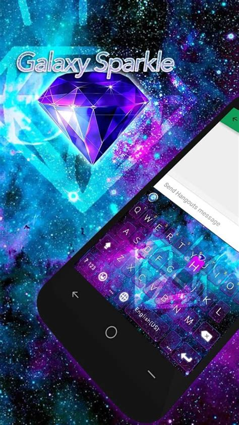 themes for android sparkle v galaxy sparkle keyboard theme android apps on google play