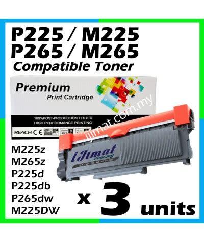 Toner Fuji Xerox For Dp P115 225 265 M115 225 265 500gr fuji xerox p225db compatible toner p225 p225d p225db p265dw m225 m265z m225z