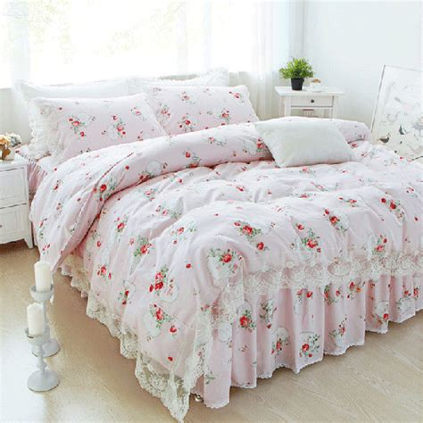 victorian bedspreads and curtains rose bedding
