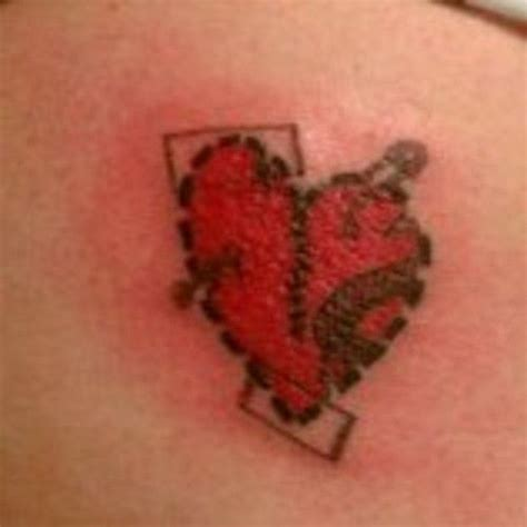 broken heart wrist tattoos 17 best broken designs images on