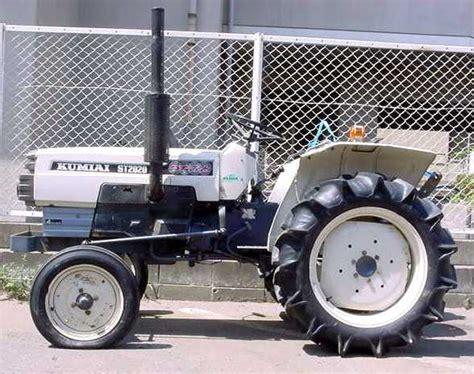 Mitsubishi Kumiai St 2020 by Kumiai St2020 Tractor Construction Plant Wiki Fandom