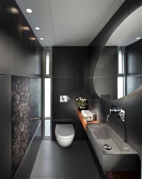 schwarzes badezimmer 120 coole modelle vom designer badspiegel archzine net