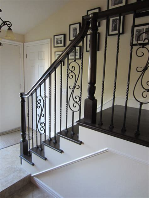 Decorative Balusters For Stairs Wood And Decorative Individual Iron Balusters