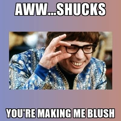 Making Me Blush Meme - 20 blushing memes that are way too cute to be resisted