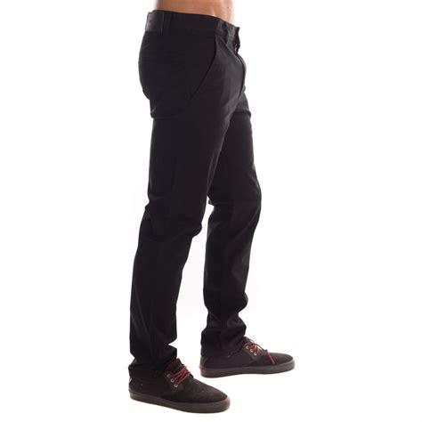 Jogger Pant Rib Black wesc pant rib jogger pant bk buy fillow skate shop