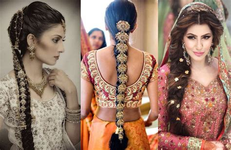 how to do indianpakistani bridal braid hairstyle for the best and the worst indian wedding hairstyles indian