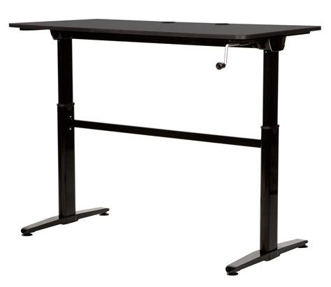 Height Adjustable Desks Walmart Com Desks Adjustable Height