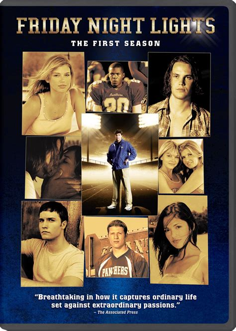 Friday Date With The Tv by Friday Lights Dvd Release Date
