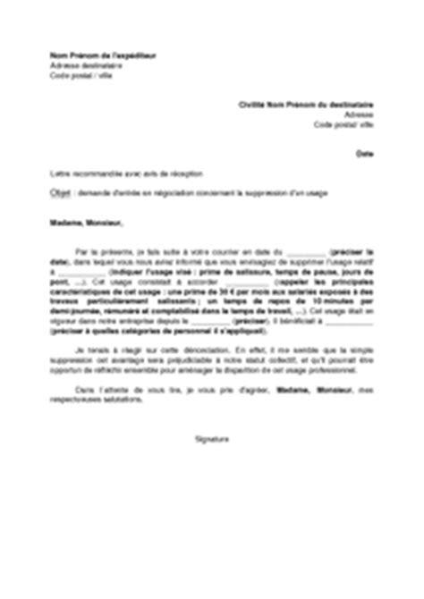 Modele De Lettre Proposition Commerciale