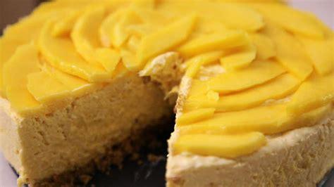 mango cheesecake recipe sbs food