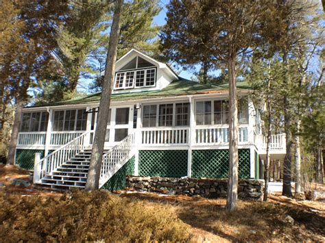 cottage rental stoney lake cottage rental
