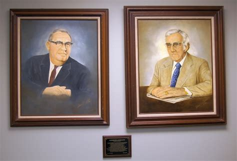 Bell County Property Records Rutherford County Property Assessor Rob Mitchell Displays Portraits By Richard