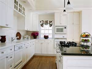 Kitchen Ideas White Cabinets by Glamorous White Kitchen Cabinets Remodel Ideas With Molded