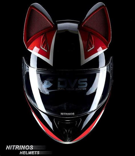 motorcycle helmets and jackets adorable cat themed motorcycle helmets with ears jackets