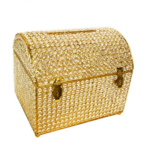 Add Money To Best Buy Gift Card - crystal money gift card box gold 15 quot x 12 quot brass4u com