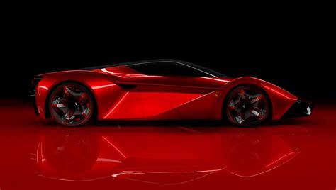 Types Of Ferrari by Ferrari Laferrari Replacement Imagined In New Design Study