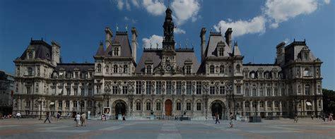 images paris h 244 tel de ville de paris wikip 233 dia