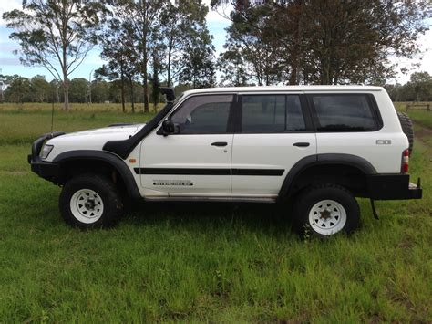 Tas Motor Vehicle St Duty 1999 nissan patrol st 4x4 gu car sales nsw northern