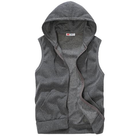 Jaket Sweater Hoodie Zipper 2 King Clothing Exlusiv stylish boy hoodie sleeveless zipper jacket vest